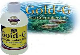 Obat Sinusitis Jelly Gamat Gold G